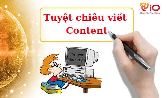 Cách viết content marketing hay