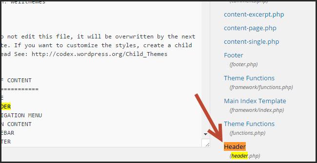 hướng dẫn chèn code google analytics vào website