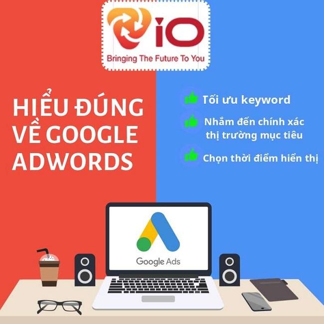 lợi ích từ google ads mang lại