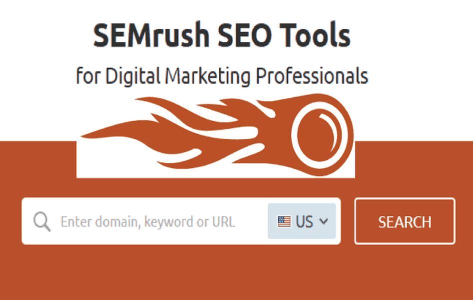 Nghiên cứu từ khóa với công cụ Semrush