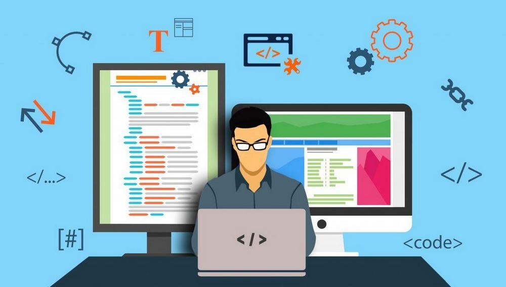 phần mềm thiết kế website kéo thả