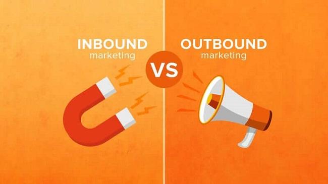 so sánh inbound marketing va outbound marketing