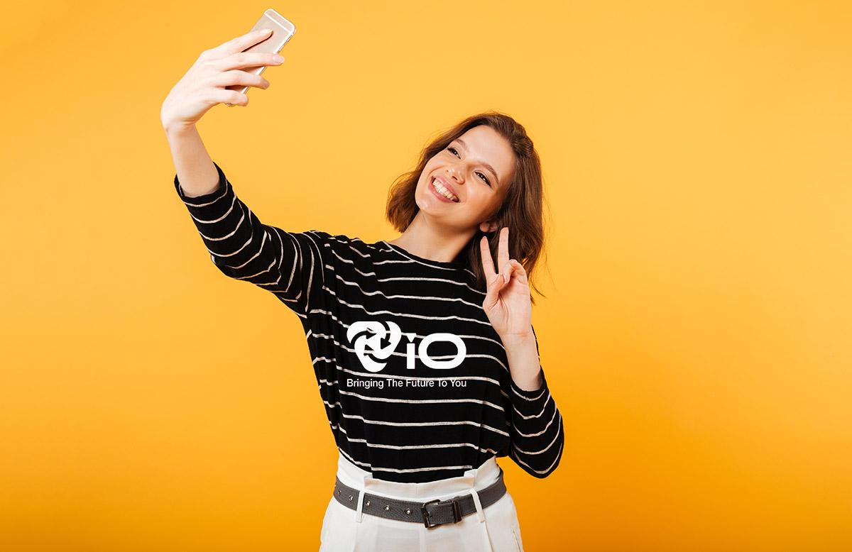 Quy luật chụp ảnh selfie cũng là một cách đăng ảnh được nhiều like