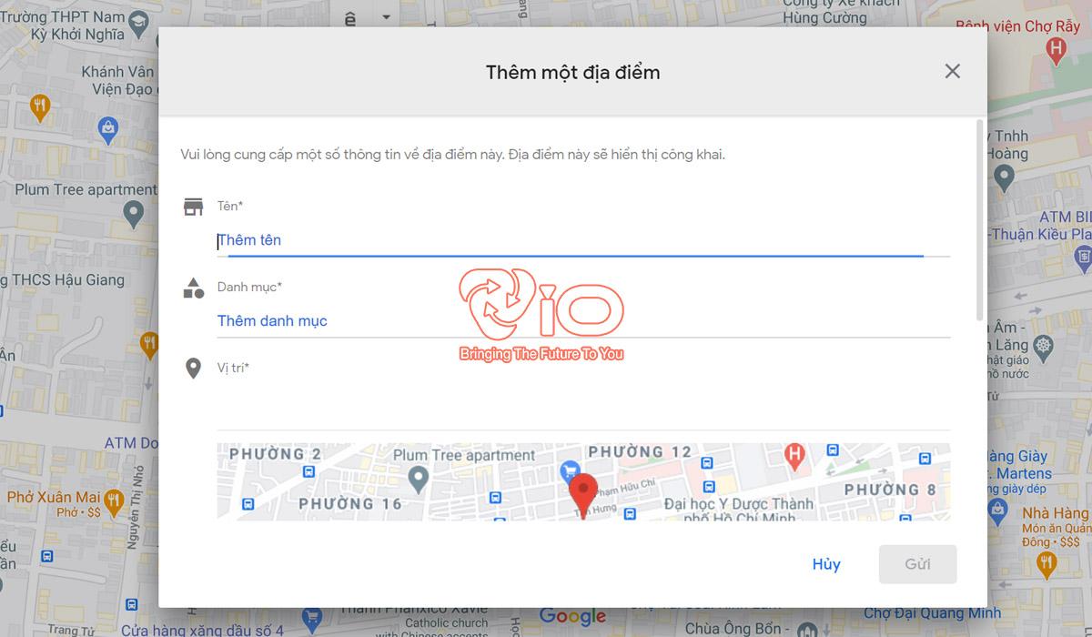 tao-dia-diem-tren-google-map
