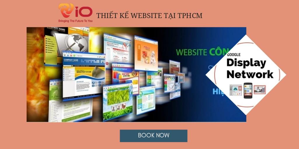 công ty thiết kế web tại tphcm