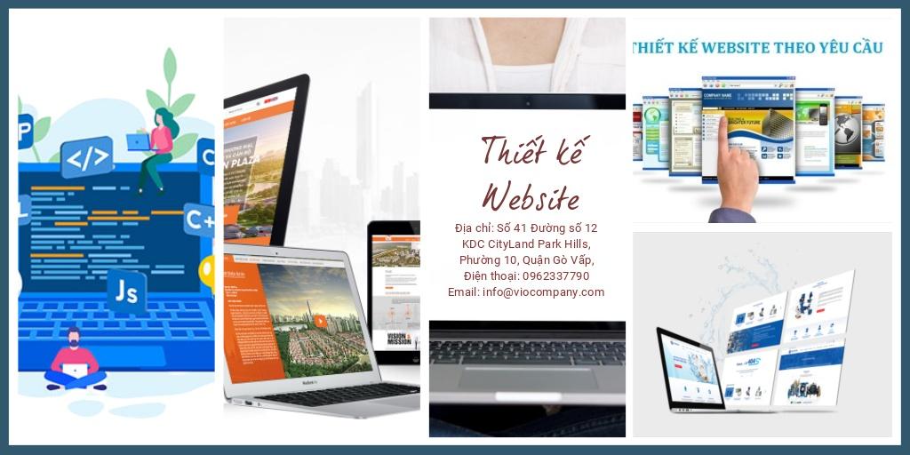 thiết kế webiste giá rẻ tại tphcm