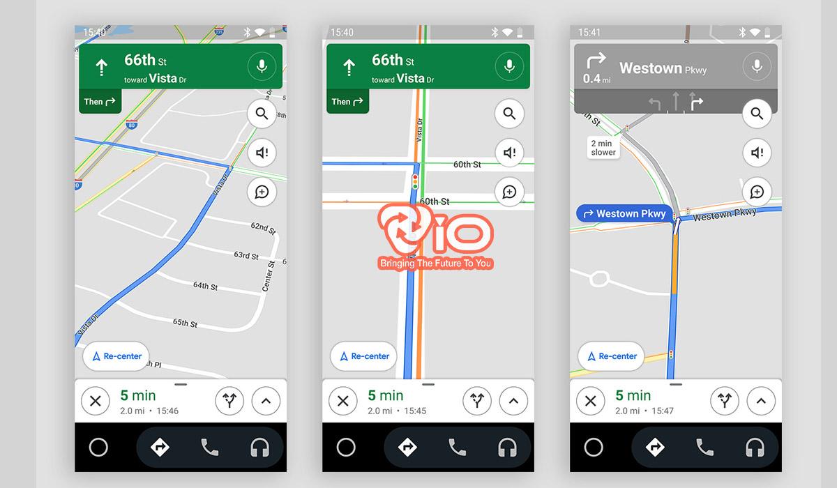 Cách dùng Google Map