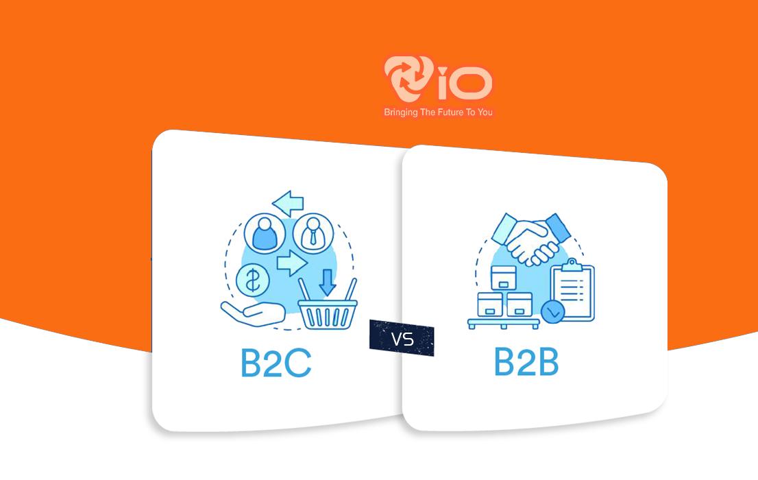 Sự khác biệt giữa B2B marketing và B2C marketing